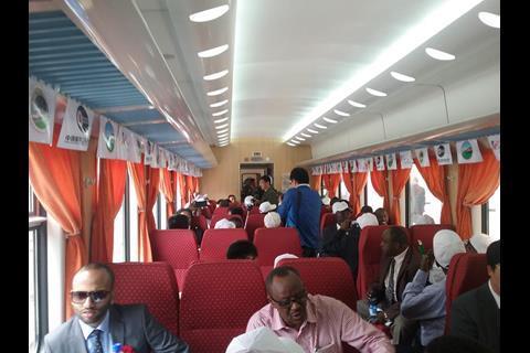 Ethiopia – Djibouti railway inaugurated | News | Railway Gazette